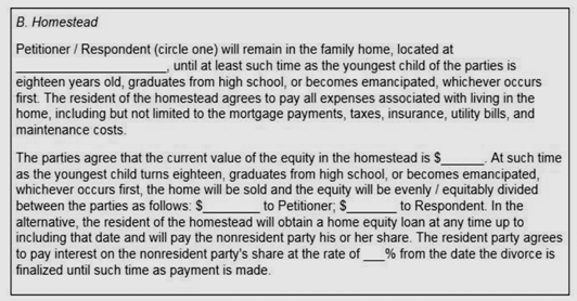 Family Residence Equity Buyout Vs Cash Out Refinance Ncrc